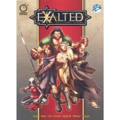 Exalted Vol. 1 w/Bonus RPG Material