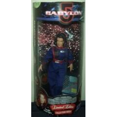 "Commander Susan Ivanova- 9"" Action Figure"