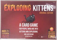 Exploding Kittens (Original Edition)