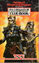 Eye of the Beholder III - Clue Book