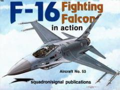 F-16 Fighting Falcon in Action