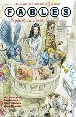 Fables - Legends in Exile Book #1