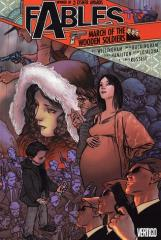 Fables, Vol. 4 - March of the Wooden Soldiers