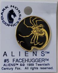 Pin - Facehugger #5