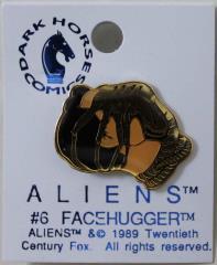 Pin - Facehugger #6