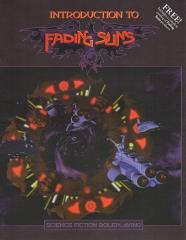 Fading Suns - Introduction to Fading Suns