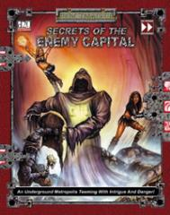 Dungeon World - Secrets of the Enemy Capital