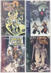 Fafhrd and the Gray Mouser Collection #1 - 4