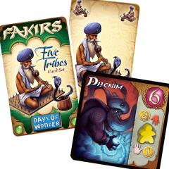 Five Tribes - Dhenim & Fakirs