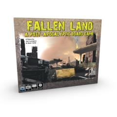 Fallen Land - A Post-Apocalyptic Board Game