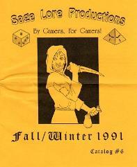 1991 Fall/Winter Catalog