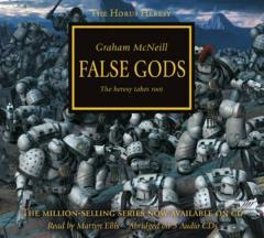 Horus Heresy - False Gods (Audio Book)