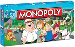 Monopoly - Family Guy (2010 Edition)