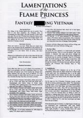 Fantasy ****ing Vietnam