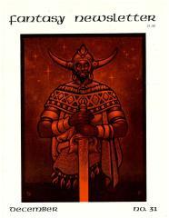 "#31 ""On Fantasy by Fritz Leiber, To Sait Joan by H. Warner Munn"""