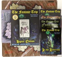 Fantasy Trip, The (I Want It All Edition)