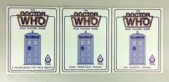 Doctor Who - The Role Playing Game Books Only!