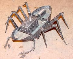 Fate Steam Crab