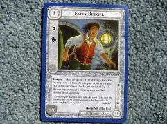 Fatty Bolger - Unlimited Edition Promo Card