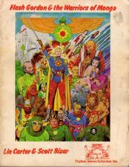 Flash Gordon and the Warriors of Mongo