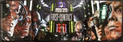 First Contact Card List Poster