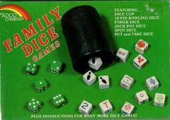 Family Dice Games