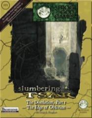 Slumbering Tsar Saga #1 - The Desolation #1, The Edge of Oblivion