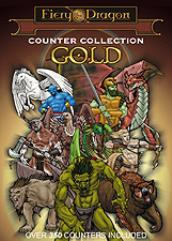 Counter Collection - Gold Limited Edition