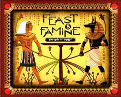 Feast & Famine - Joseph in Egypt
