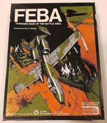 FEBA - Forward Edge of the Battle Area