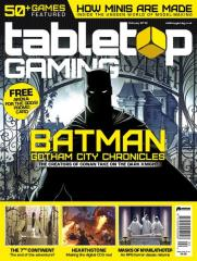 "#15 ""Batman Gotham City Chronicles, The 7th Continent, Hearthstone, Masks of Nyarlathotep"""