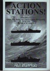Action Stations! - Coastal Forces Wargaming 1914-1953