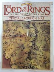 Fellowship of the Ring, The - Official Campaign Map