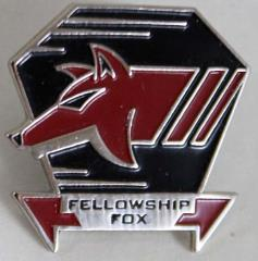 Fellowship Pin - Fox