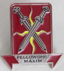 Fellowship Pin - Maxim