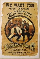 Fellowship of the Troll Poster