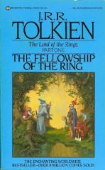 Lord of the Rings, The #1 - The Fellowship of the Ring (1984 Printing)