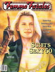 "Vol. 5, #12 ""Sci-Fi's Sexy 50"""