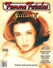 "Vol. 6, #12 ""Gillian X"""