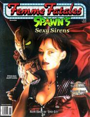 "Vol. 6, #5 ""Spawn's Sexy Sirens"