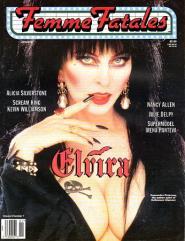 """Vol. 6, #7 """"Elvira"""""""