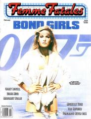 "Vol. 6, #8 ""Bond Girls"""