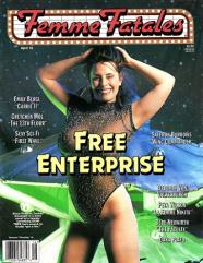 "Vol. 7, #14 ""Free Enterprise - Stacy Rosman"""