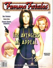 "Vol. 7, #4 ""The Avengers M. Appeal"""