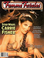 "Vol. 8, #1 ""Star Wars - Carrie Fisher"