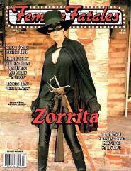 "Vol. 8, #16 ""Zorrita - Shauna O'Brien"""