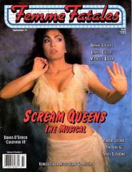 "Vol. 8, #4 ""Scream Queens - The Musical"""