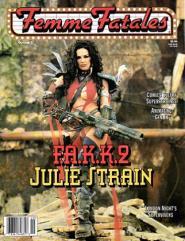 "Vol. 8, #5 ""F.A.K.K 2 - Julie Strain"""