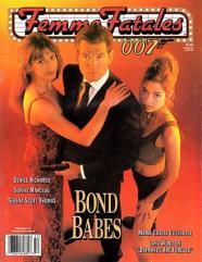 "Vol. 8, #9 ""Bond Babes"""