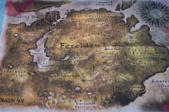 Dragon Age - Ferelden Cloth Map